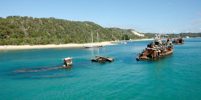 Una isla idílica de Australia donde te puedes encontrar tres sorpresas que jamás imaginarías - 101 Lugares increíbles