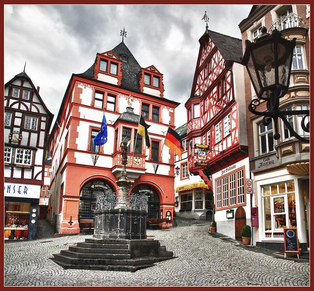 Entre los pueblos de Alemania que parecen una maqueta, Bernkastel-Kues - 101 Lugares increíbles