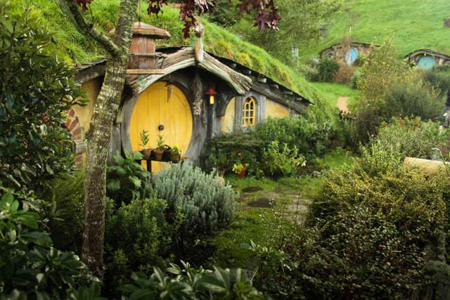 Un paseo por la aldea de película más bonita del mundo (Hobbiton set, Nueva Zelanda) - 101 Lugares increíbles