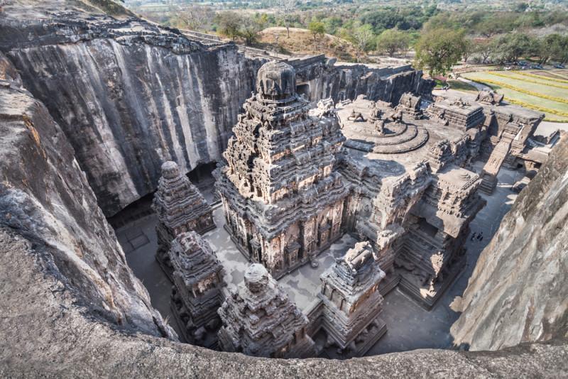 templo-kailas-ellora-india