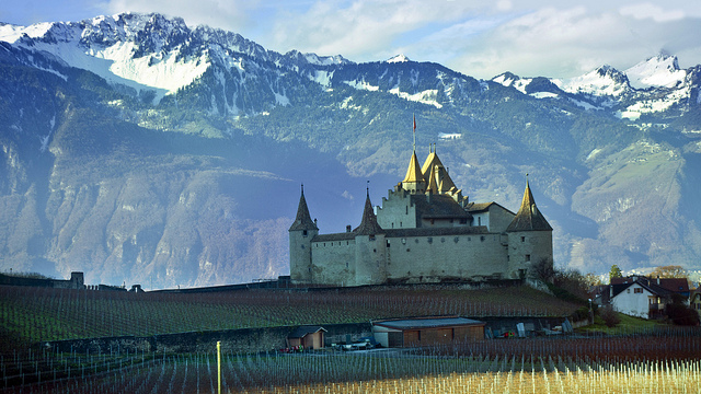 chateau-suiza