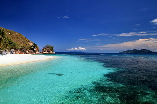 Entre las islas pequeñas pero inmensamente bellas, Rawa (en Malasia) - 101 Lugares increíbles