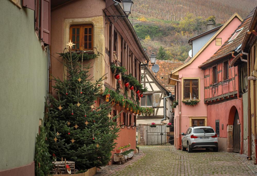 Itinerario para recorrer Alsacia