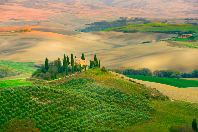 Arezzo-toscana-ruta