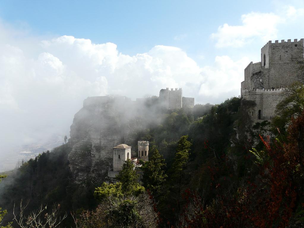 Erice-sicilia-italia