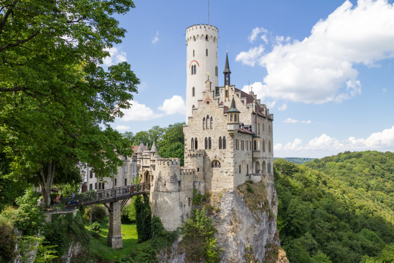 Liechstentein-castle