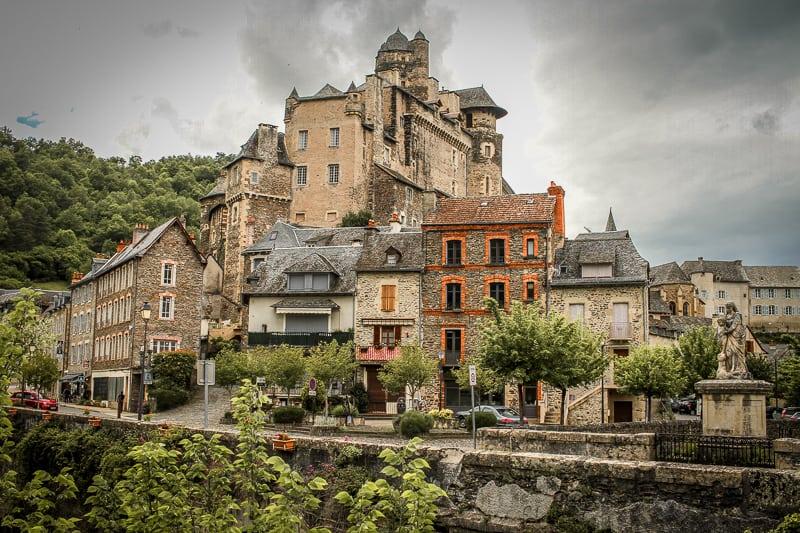 Estaing en Aveyron