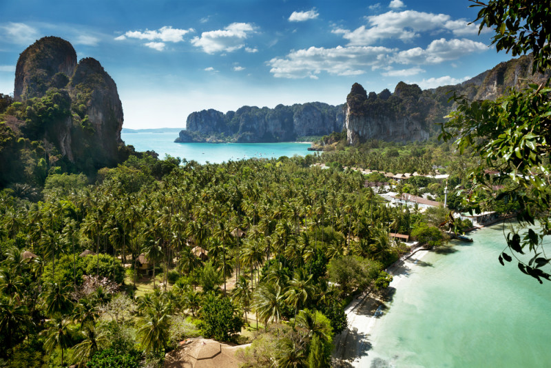 Tailandia-railey-beach
