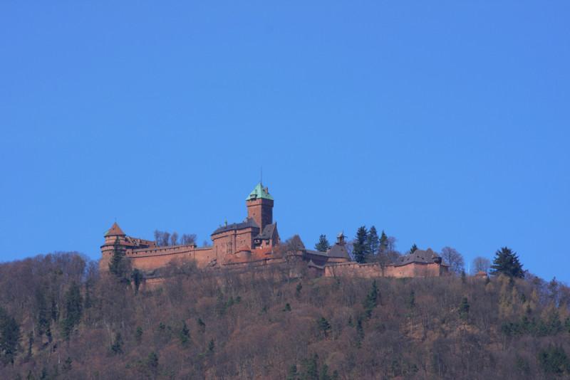 castillo-Haut-Koenigsbourg-alsacia