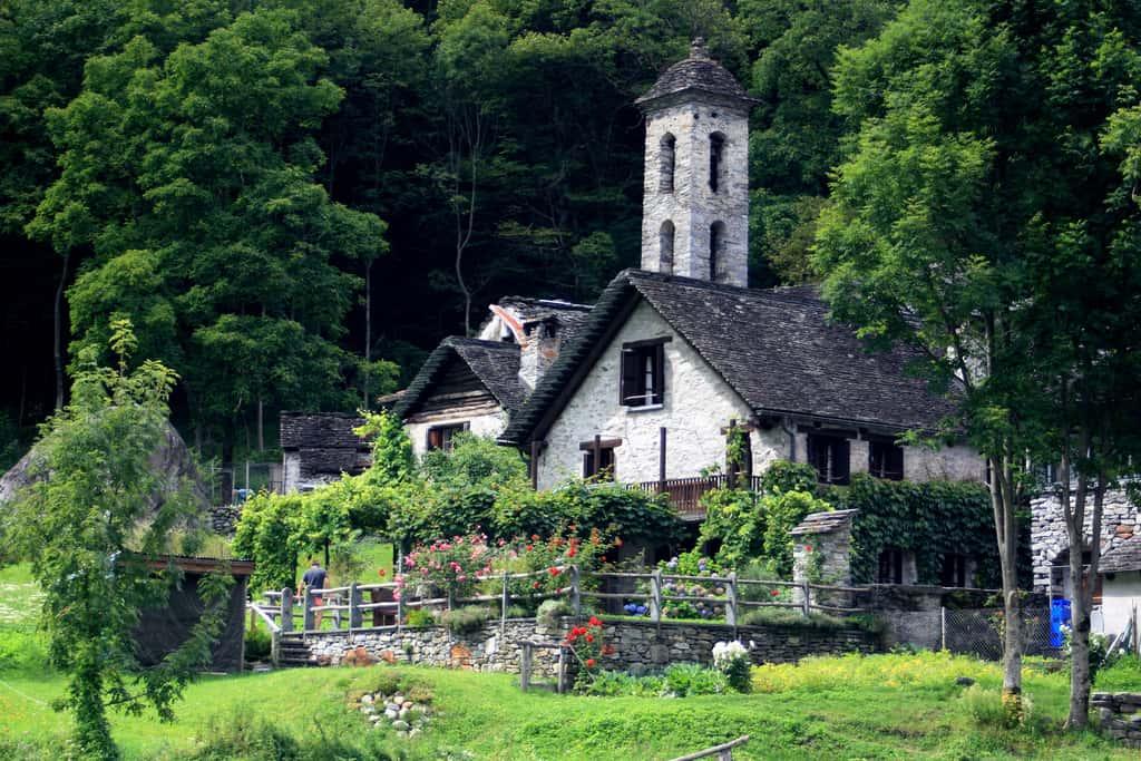 Foroglio en Suiza