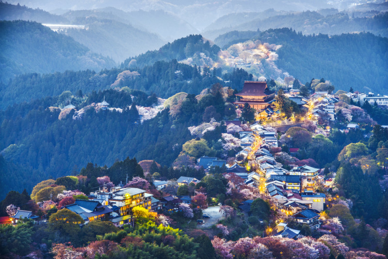 yoshino-japon