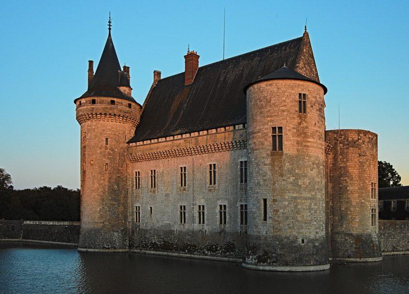 castilllo imperdible del Loira