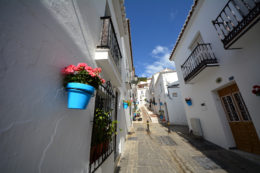Este pueblo es uno de los más bonitos que podrías ver en la Costa del Sol (Mijas, Málaga)