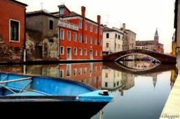 """La otra """"pequeña Venecia"""" de Italia (Chioggia)"""