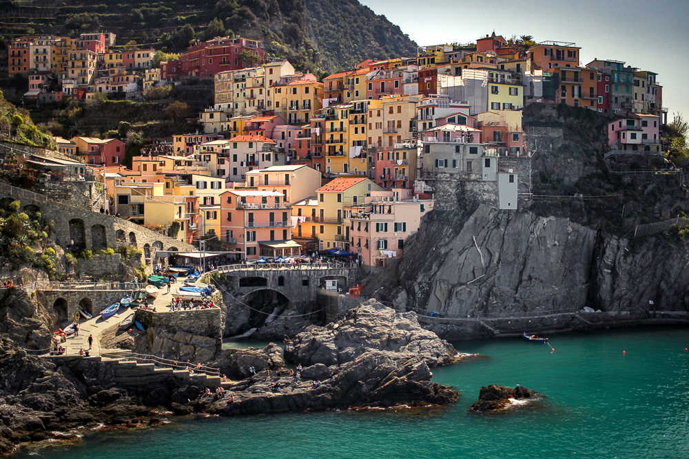 guía de viaje para Cinque Terre