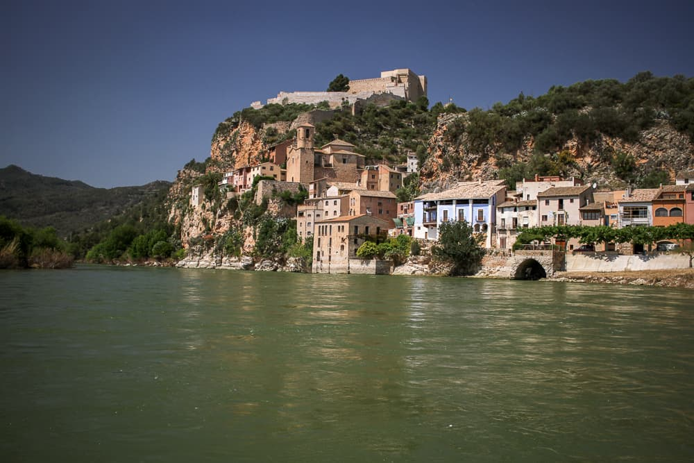 Miravet en Tarragona, Catalunya