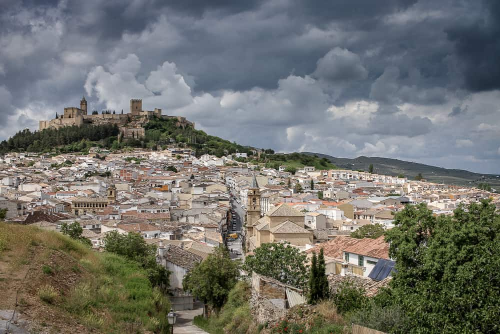 Castillo de Alcala la Real