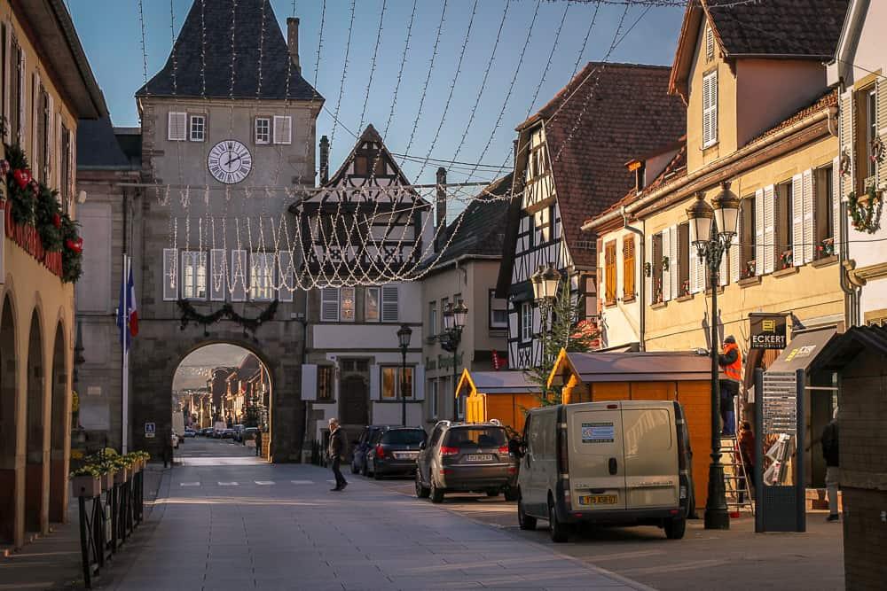 pueblos bonitos de Alsacia