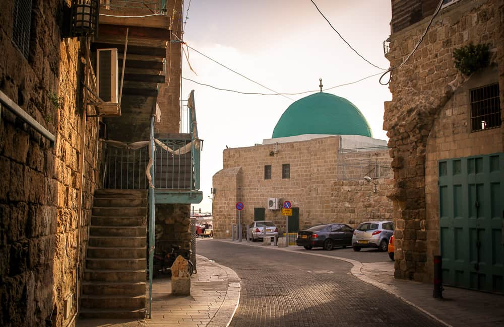 Cosas que ver en Acre, Israel