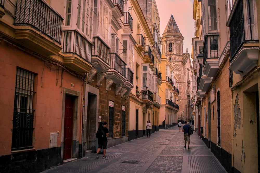 24 fotos del casco antiguo de Cádiz (uno de los más bonitos de España) - 101 Lugares increíbles