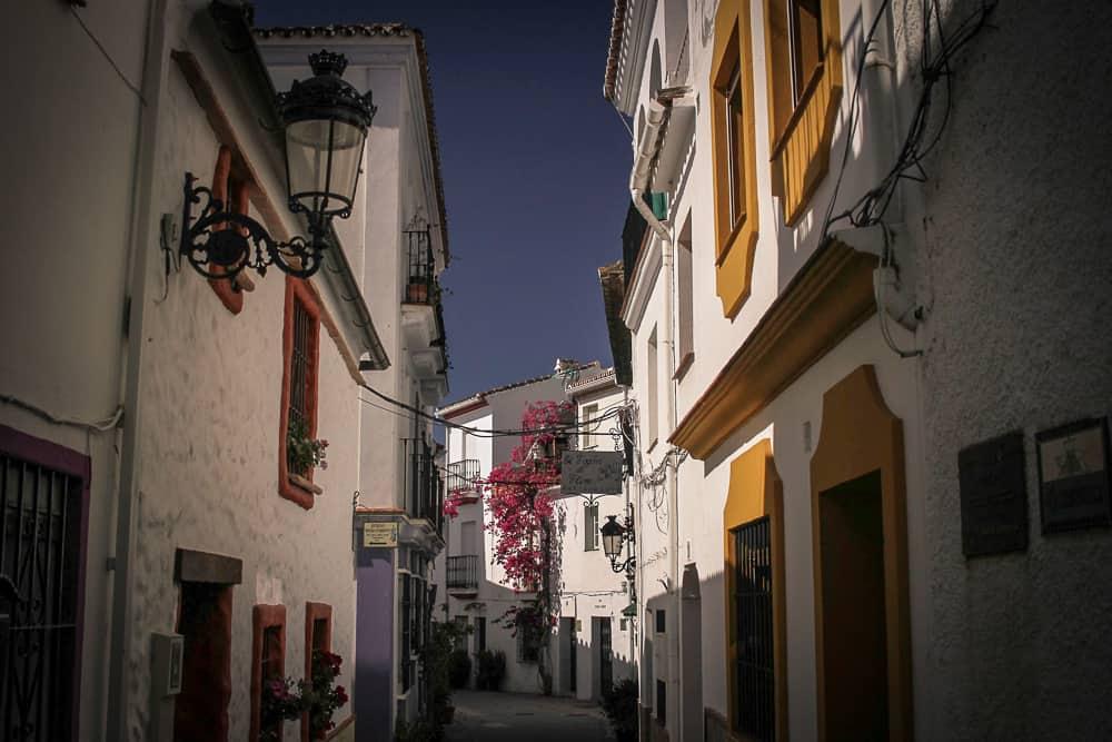 pueblo blanco de Andalucia