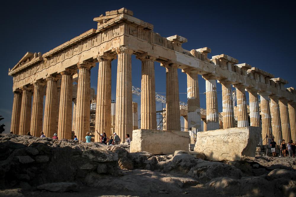 foto Partenon