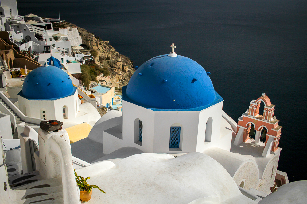 Guía y consejos para Santorini