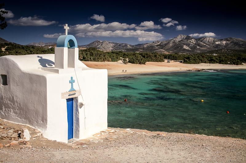 Guía para viajar a Naxos