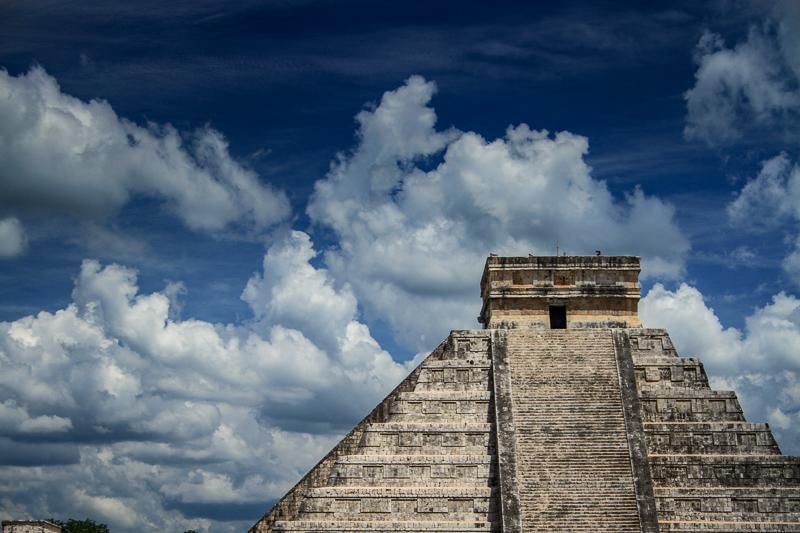 Cómo ir de Cancún a Chichen Itzá