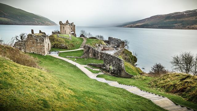 Fotos de Escocia
