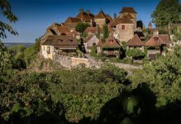 Uno de los pueblos bonitos del Valle de Dordogne