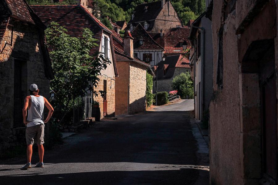 pueblos bonitos de Lot Dordogne