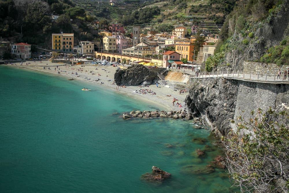 alojarse en Monterosso al mare