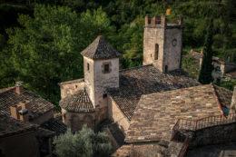 Uno de los pueblos más bonitos cerca de Barcelona (Mura)