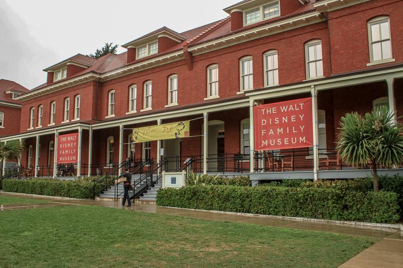 Museo de Walt Disney en San Francisco