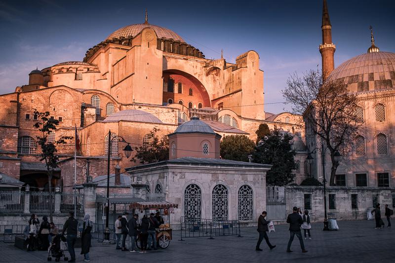 Ideas, actividades y cosas que ver y hacer en Estambul.