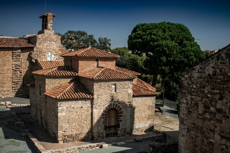 Iglesias de Seu d'Egara en Terrassa