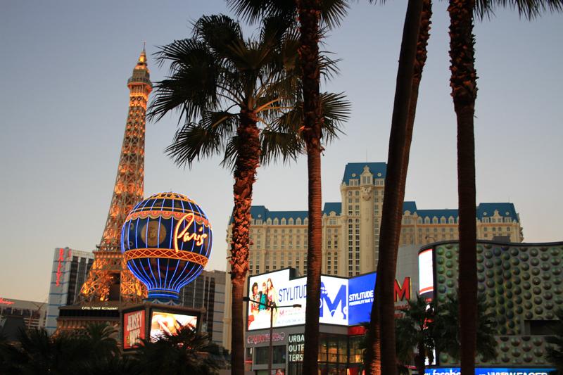 Ruta a Las Vegas desde Los Angeles