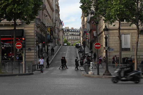 Ruta de Paris a Roma
