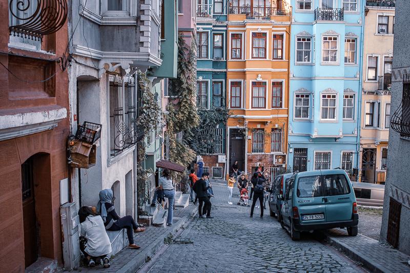barrios Fener y Balat en Estambul