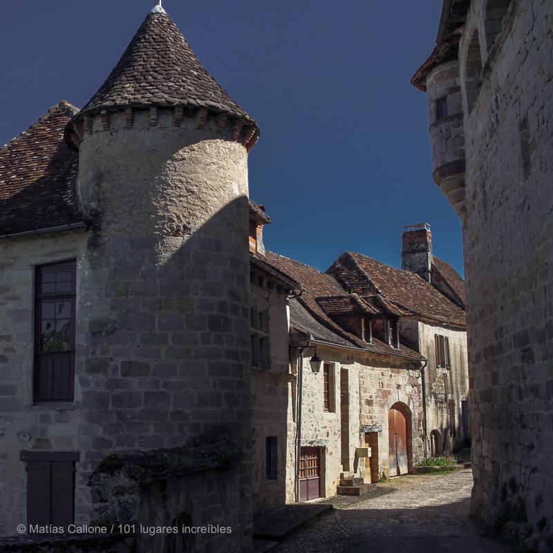 Curemonte en Francia