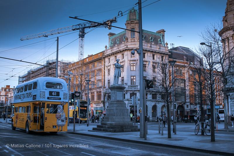 Requisitos visa de estudio y trabajo en Irlanda