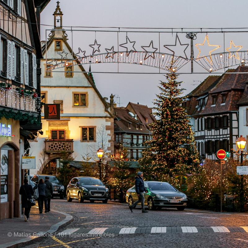 Que ver cerca de Estrasburgo: Obernai