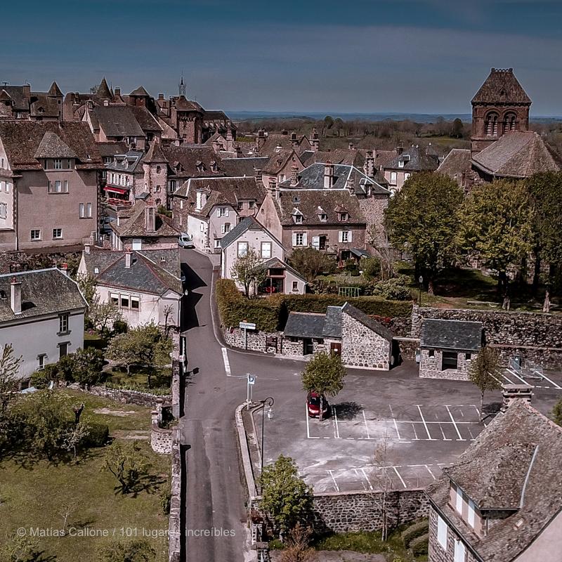 Pueblos poco conocidos de Francia