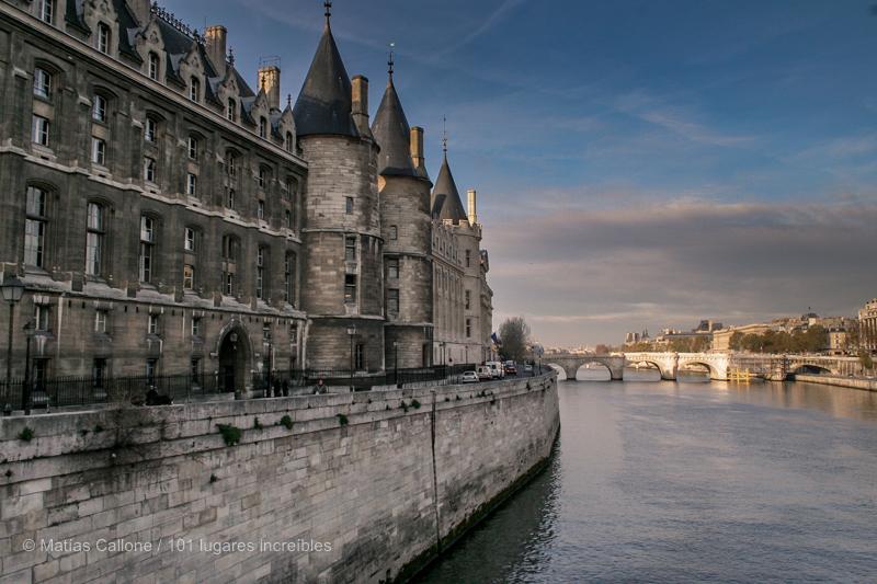 Como armar un itinerario de viaje a Europa