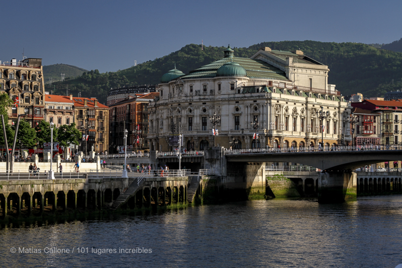 Bilbao ciudad imperdible de España