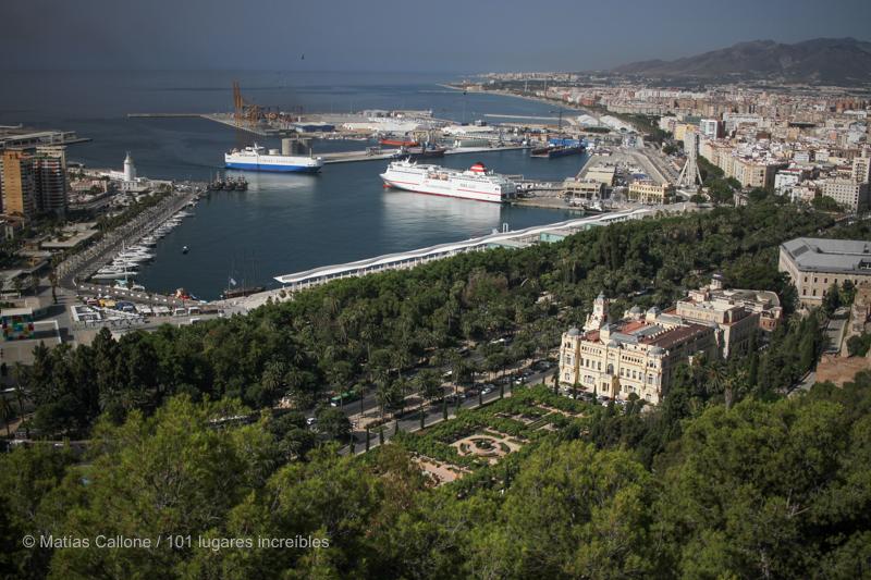 Málaga, ciudad imperdible de España