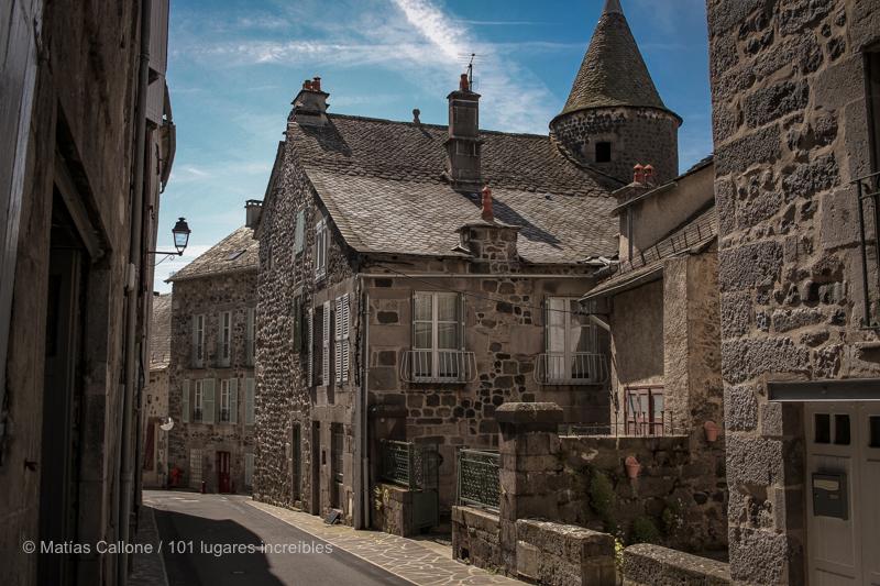 Murat en Cantal Francia