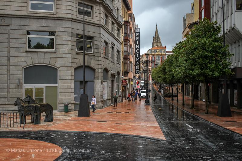 Una de las ciudades más bonitas de España Oviedo