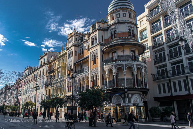 Sevilla, una de las ciudades más bonitas de España